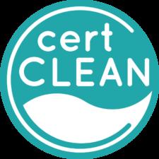 certCLEAN logo